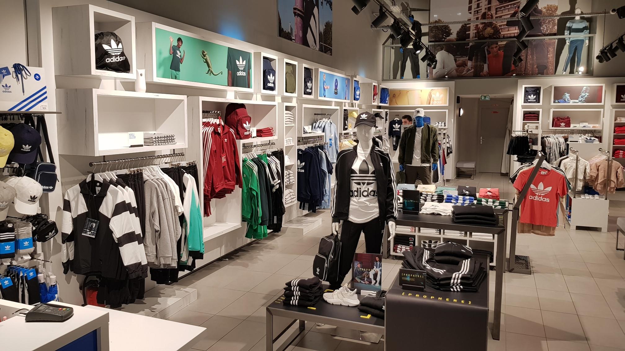 fbfa65f5c4e Adidas Originals – Centre Commercial Carrefour Geric Thionville